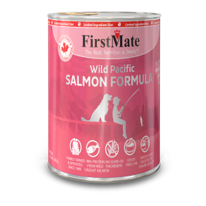FM-LID 345g Can Dog Salmon