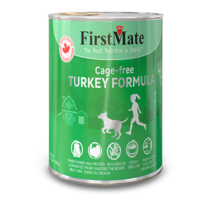 FM-'LID' 345g Can Dog Turkey