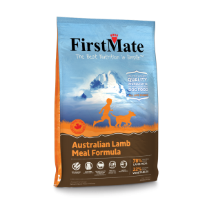 FirstMate-GrainFree-New-13kg-AustralianLamb-Left