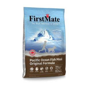 FirstMate-GrainFree-New-13kg-PacificOceanFish-Original-Left